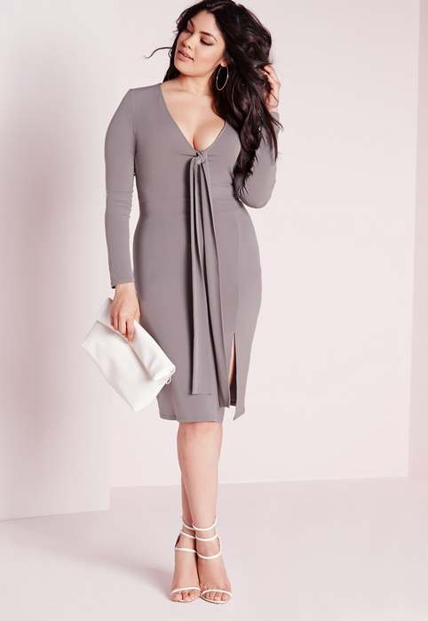 Plus Size Dresses by British Brand Missguided, Spring-Summer 2016