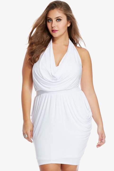 Plus Size Dresses by American Brand Fashion to Figure, Summer 2016