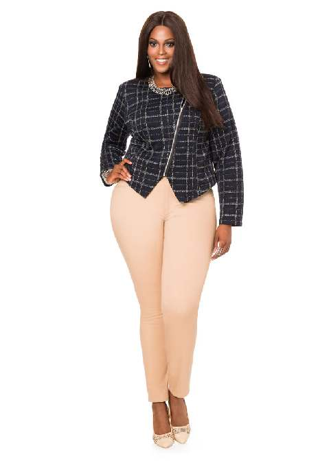 Fashionable Plus Size Jeggins, 2016